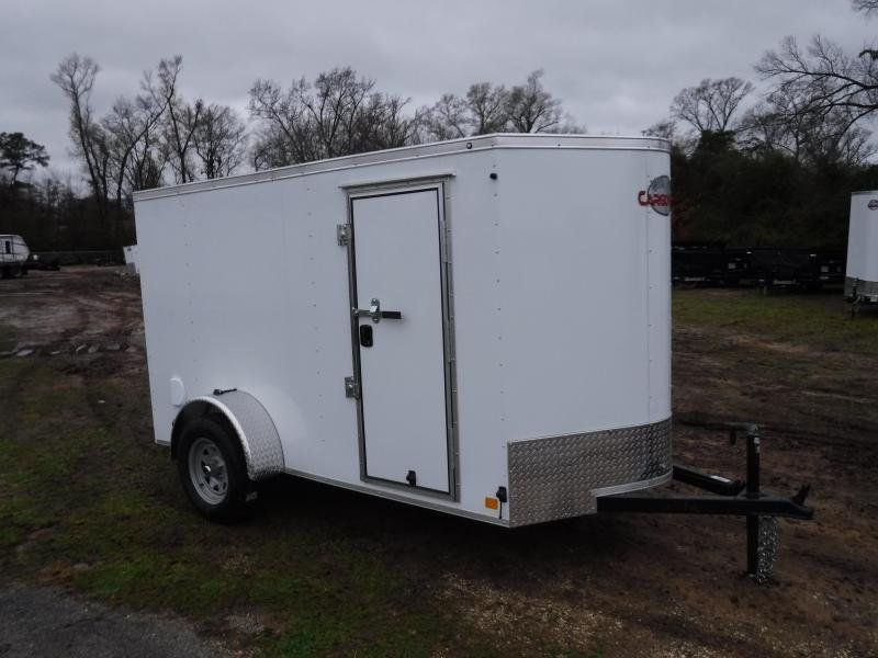 2019 Cargo Mate 5 x 10 TXLV Enclosed Cargo Trailer in Ashburn, VA