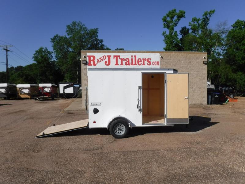 2019 Haulmark 6 x 10 Passport Enclosed Cargo Trailer