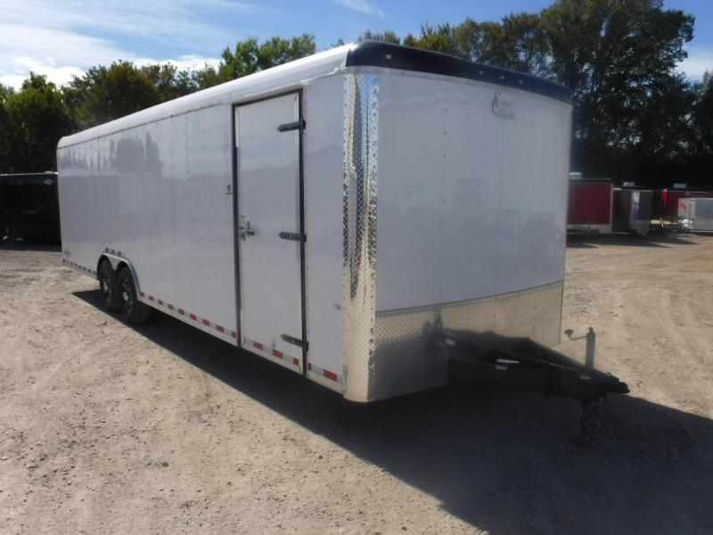 2019 Cargo Craft 8.5 x 28 Dragster Enclosed Cargo Trailer