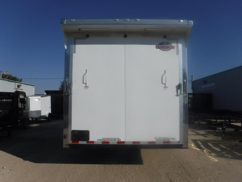 2019 Cargo Mate 8.5 x 32 Eliminator Car / Racing Trailer