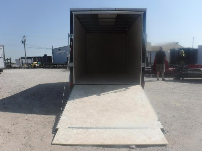 2019 Haulmark Passport 7 x 14 Enclosed Cargo Trailer