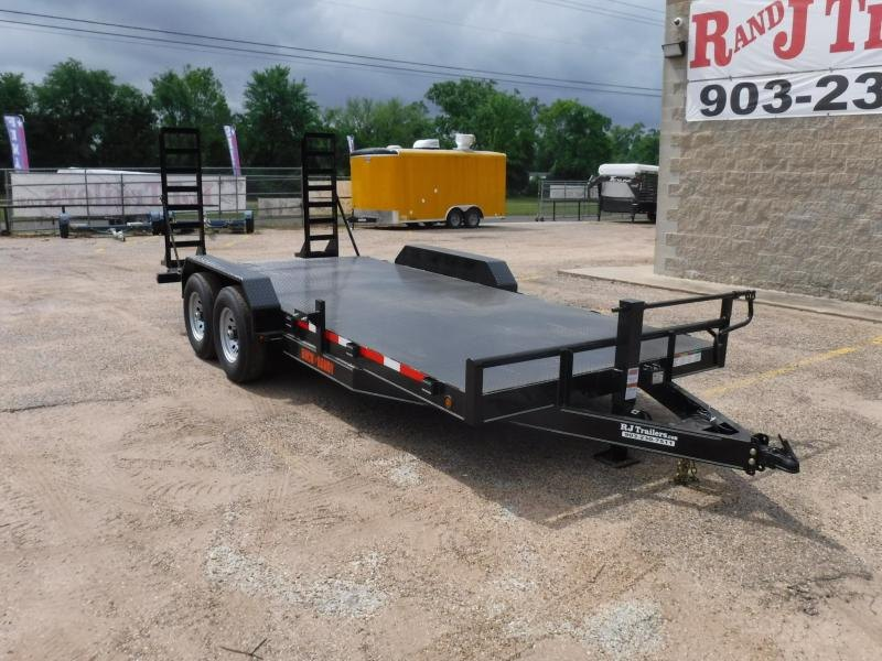 2019 Buck Dandy 82 x 18 Bobcat Equipment Trailer in Willisville, AR