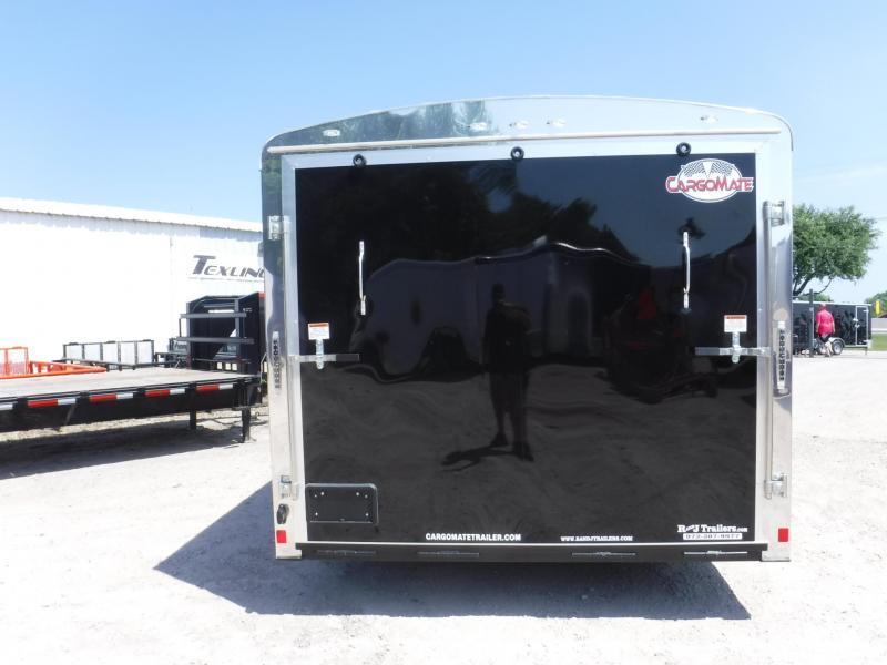 2019 Cargo Mate 8.5 x 20 Qualifier Enclosed Cargo Trailer