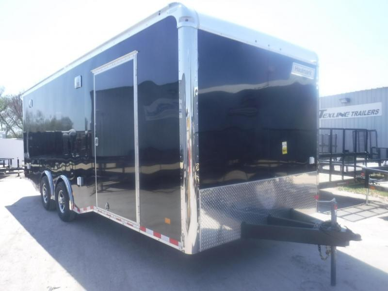 2019 Haulmark 8.5x24 Edge Heat Car / Racing Trailer in Ashburn, VA