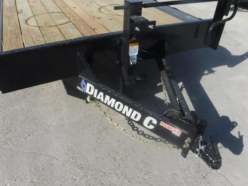 2018 Diamond C Trailers 82 x 20 REQ Equipment Trailer