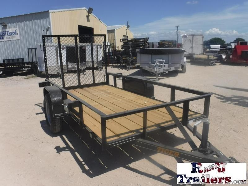 2019 Tiger 5x10 Econo Series Utility Trailer