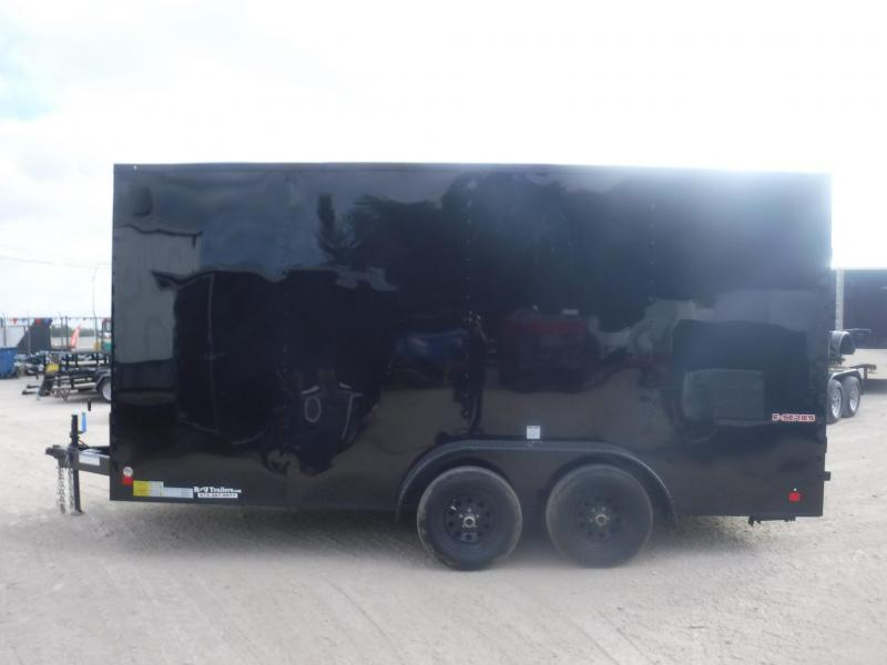 2019 Cargo Mate 7x16 E-Series Enclosed Cargo Trailer