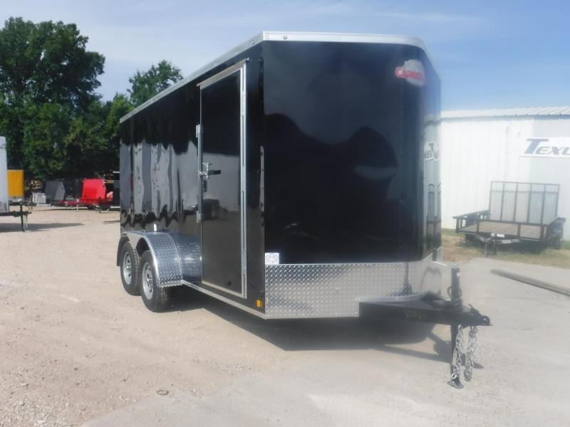 2019 Cargo Mate 7 x 14 LEE TA Enclosed Cargo Trailer