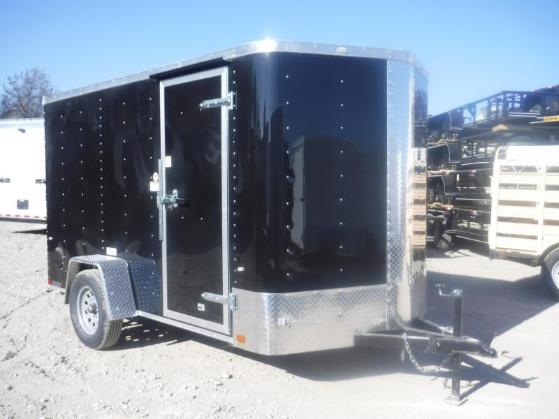 2019 Cargo Craft 6 x 10 Elite-V  Enclosed Cargo Trailer