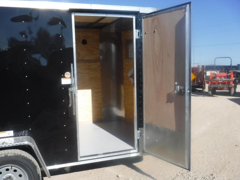 2019 Cargo Craft 6 x 10 Elite-V  Enclosed Cargo Trailer