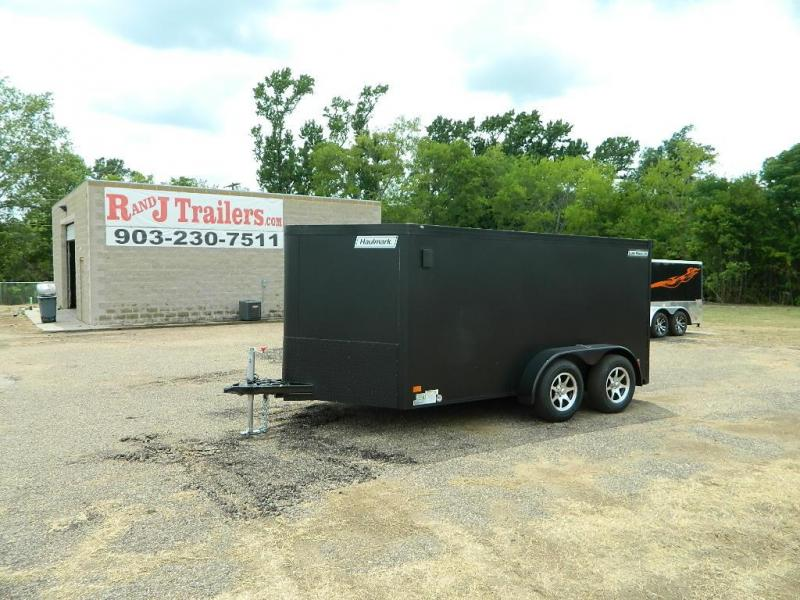 2017 Haulmark 7x12 Low Hauler Motorcycle Trailer