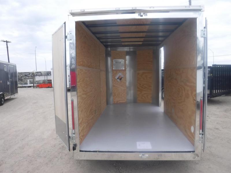 2019 Cargo Craft 6 x 12 Elite-V TA Enclosed Cargo Trailer