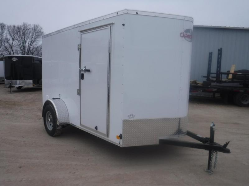 2019 Cargo Mate 6 x 10 TXLE Enclosed Cargo Trailer