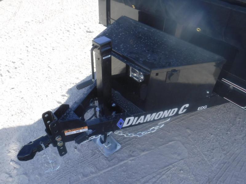 2019 Diamond C Trailers 5 x 10 EDG Dump Trailer