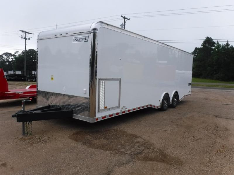 2019 Haulmark 8.5x28 Edge Car / Racing Trailer