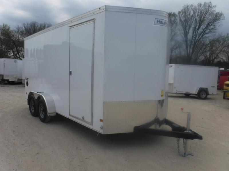 2019 Haulmark 7 x 16 Transport Enclosed Cargo Trailer