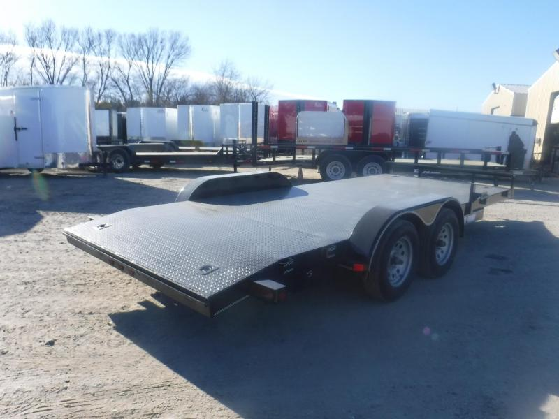 2019 Buck Dandy 83 x 18 Car / Racing Trailer