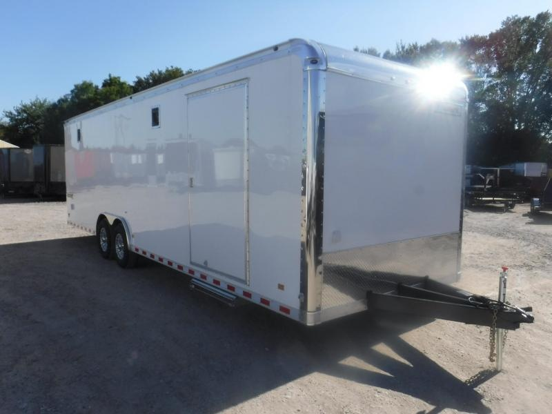 2019 Haulmark 8.5x28 Edge Pro Car / Racing Trailer in Ashburn, VA