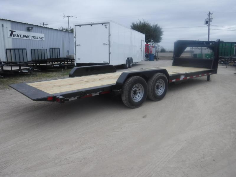 2019 Diamond C Trailers 82 x 24 HDT207 Equipment Trailer