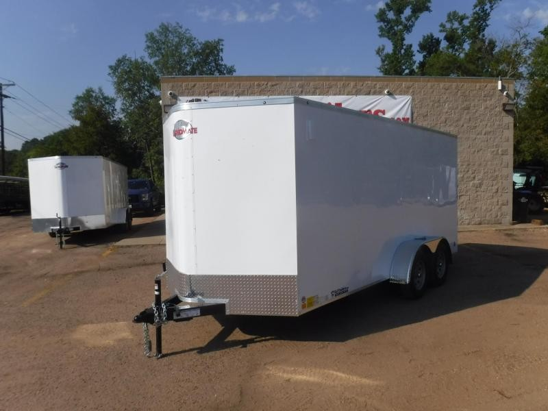 2020 Cargo Mate LEE 7 x 16 Enclosed Cargo Trailer