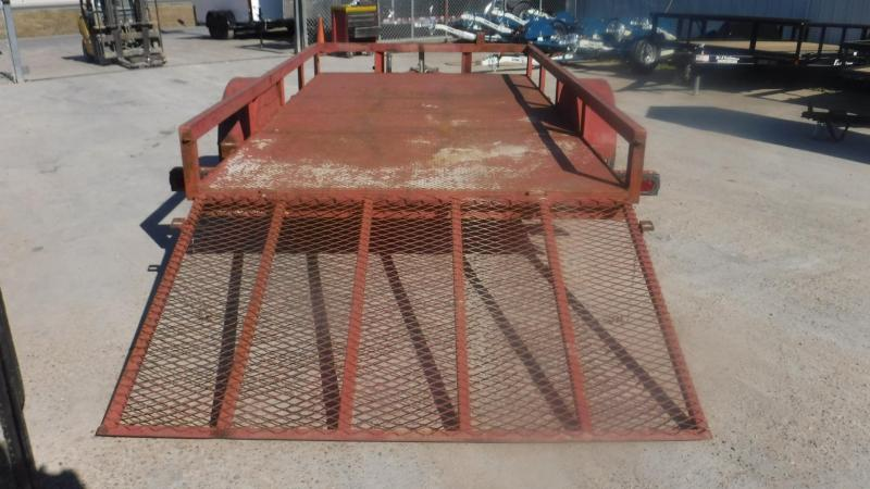 2009 Other 77 x 12 Tugger Utility Trailer