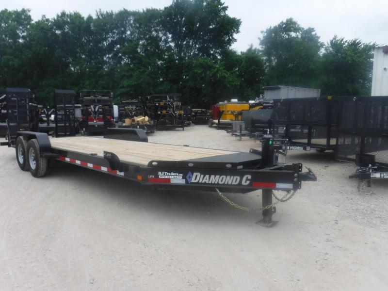 2019 Diamond C 82x22 LPX207 Equipment Trailer