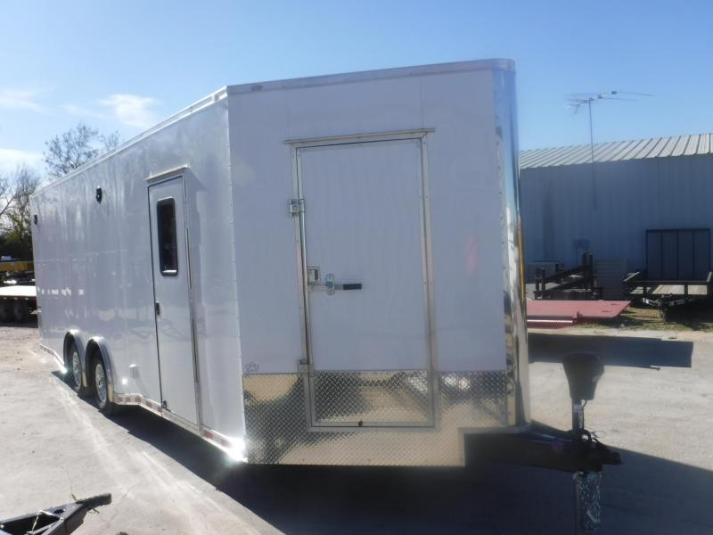 2019 Cargo Mate 8.5 x 24 Eliminator Toy Hauler