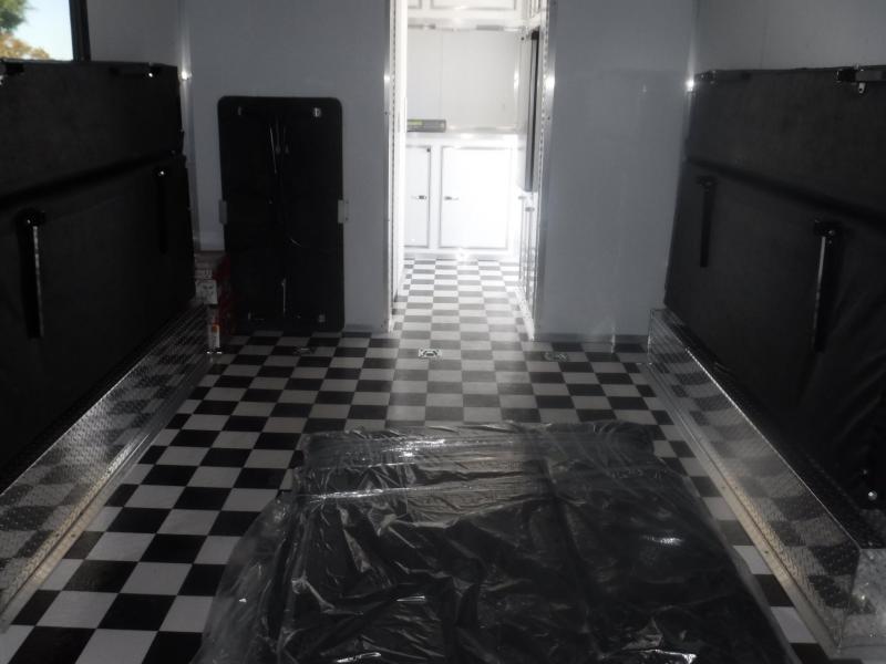 2019 Cargo Mate 8.5 x 24 Eliminator Toy Hauler