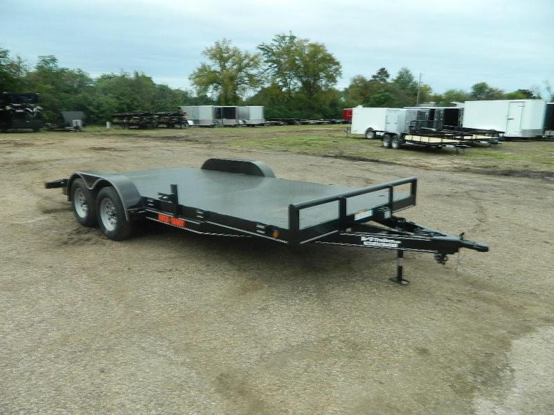2018 Buck Dandy 83x18 Car / Racing Trailer