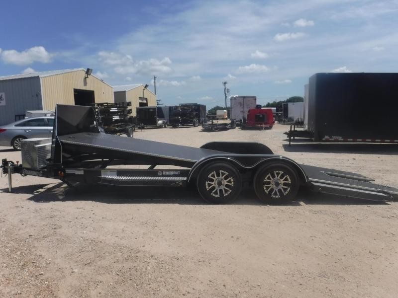 2018 Diamond C Trailers 83 x 20 FBDT Car / Racing Trailer