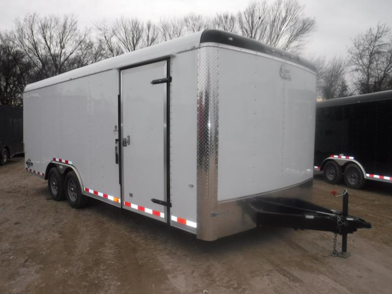 2019 Cargo Craft 8.5 x 20 Dragster Enclosed Cargo Trailer