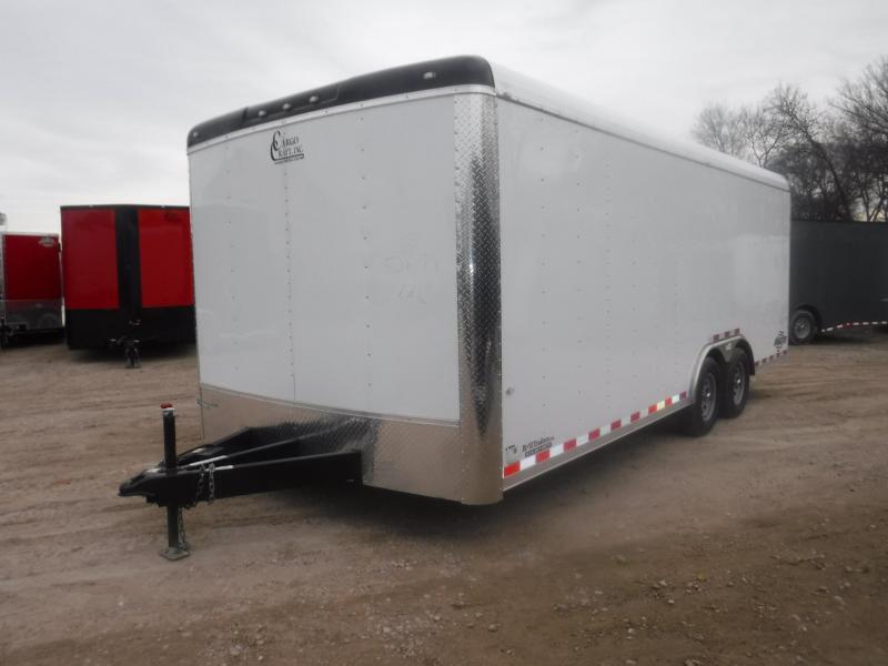 2019 Cargo Craft 8.5 x 20 Dragster Enclosed Cargo Trailer