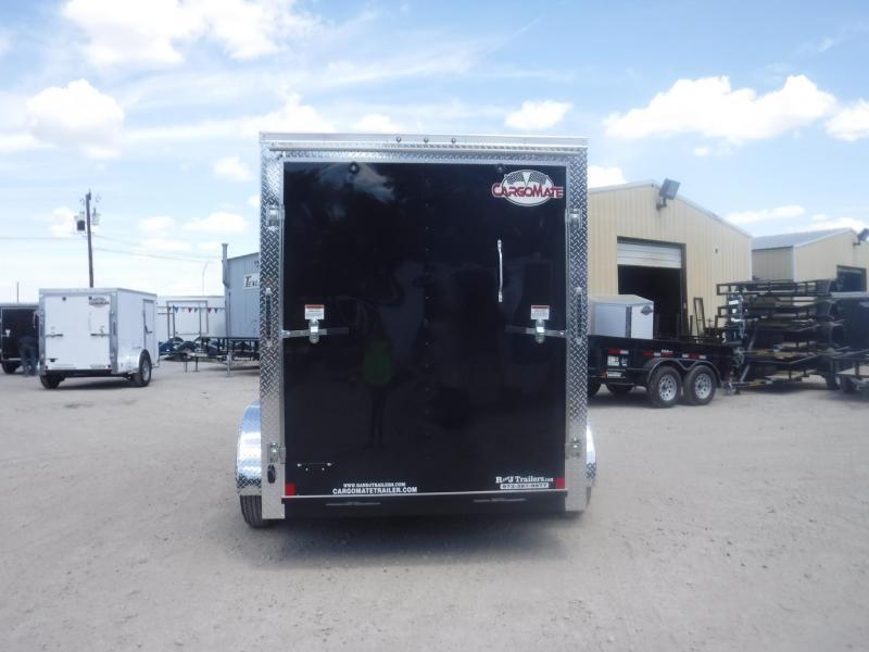 2019 Cargo Mate 6 x 12 E-Series Enclosed Cargo Trailer