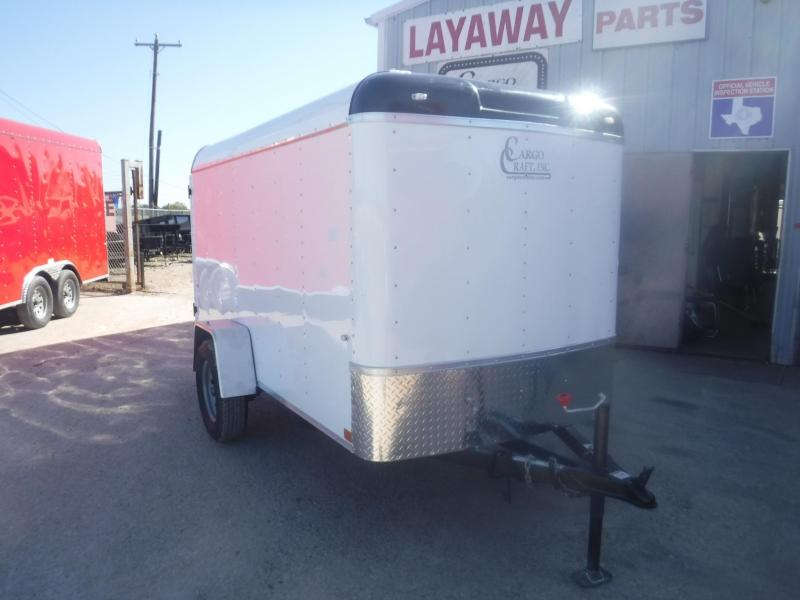 2019 Cargo Craft 5x10 Explorer Enclosed Cargo Trailer