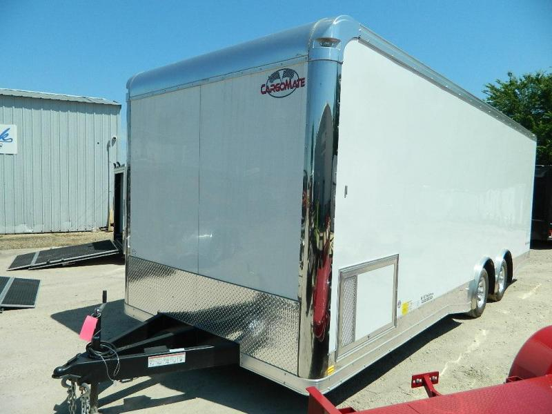 2018 Cargo Mate 8.5 x 24 Eliminator Car / Racing Trailer