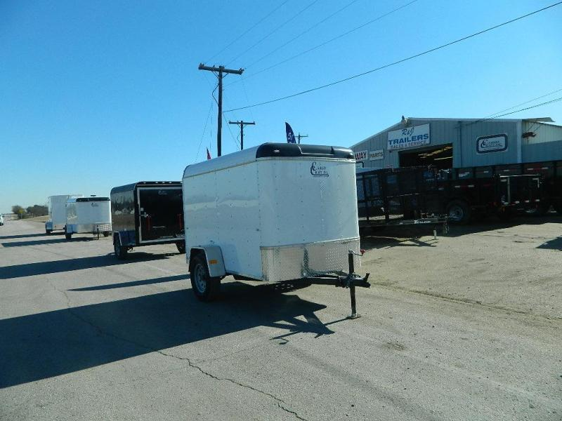 2018 Cargo Craft 5x8 Explorer Enclosed Cargo Trailer