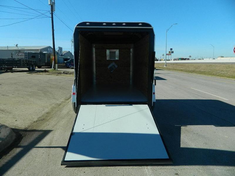 2018 Cargo Craft 5x8 Explorer Enclosed Cargo Trailer