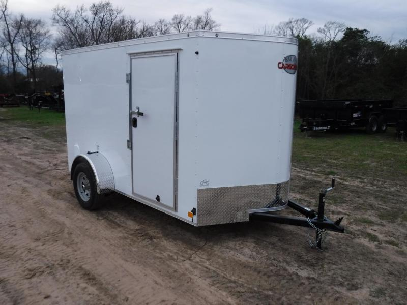 2019 Cargo Mate 6 x 10 TXLE Enclosed Cargo Trailer in Ashburn, VA