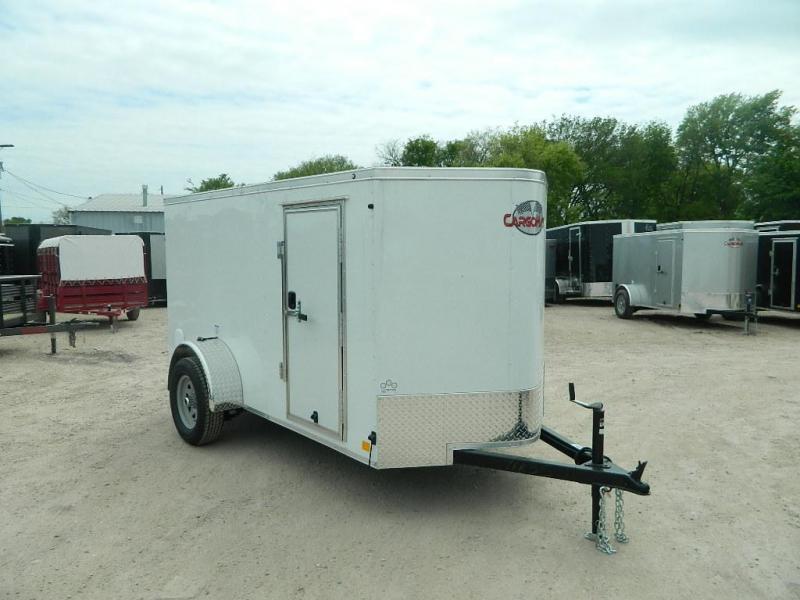 2018 Cargo Mate 5 x 10 TXLV Enclosed Cargo Trailer