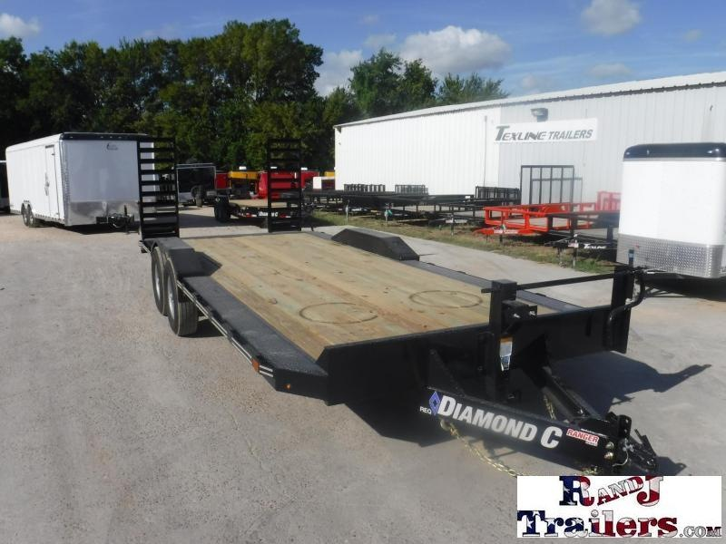 2018 Diamond C Trailers 82 x 20 REQ Equipment Trailer
