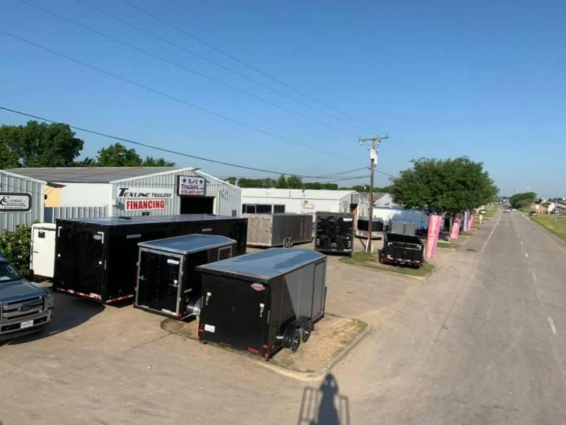 2005 Big Tex Trailers 82 x 20 Gooseneck Utility Trailer