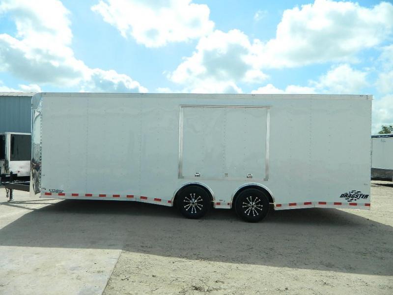 2018 Cargo Craft 8.5 x 24 Dragster Car / Racing Trailer