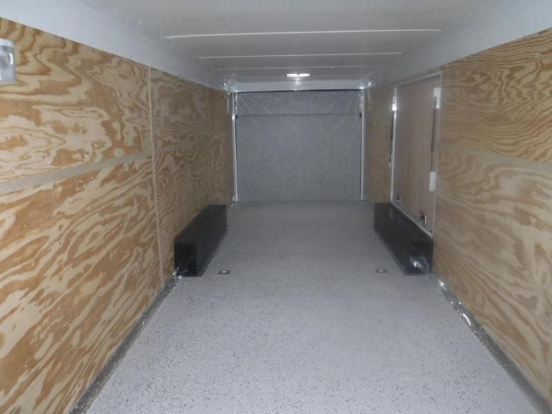 2019 Cargo Craft 8.5 x 28 Dragster Enclosed Cargo Trailer