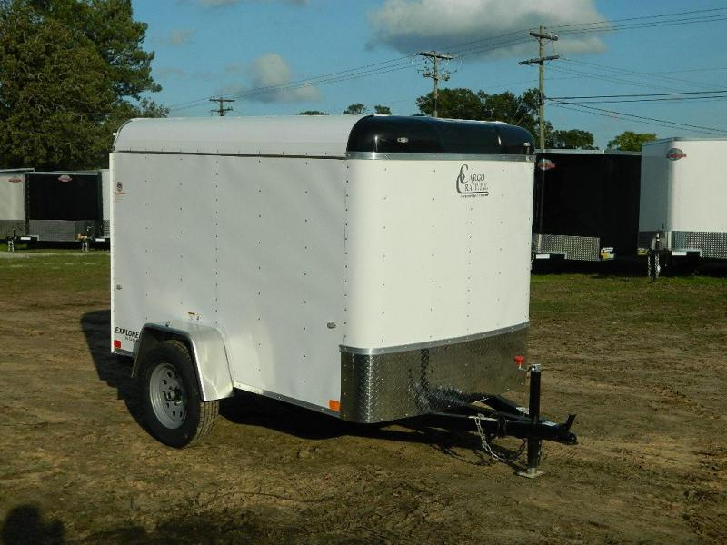 2019 Cargo Craft 5x8 Explorer Enclosed Cargo Trailer in Ashburn, VA