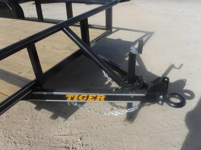 2019 Tiger 77 x 16 Utility Trailer