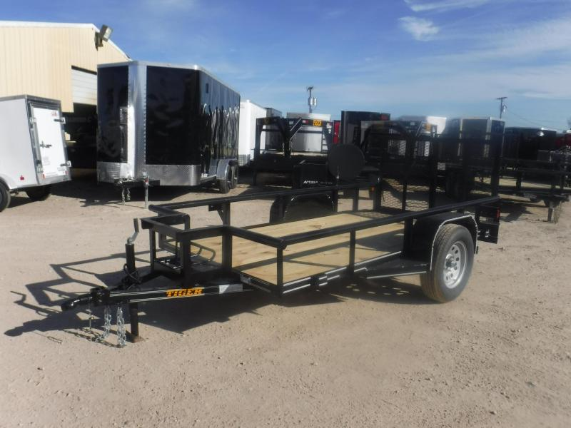 2019 Tiger 5 x 10  Motorcycle Trailer