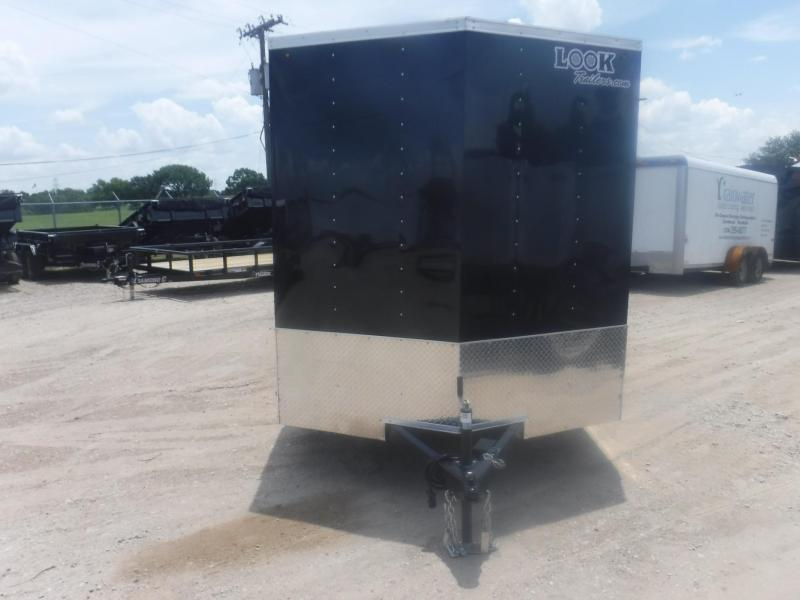 2019 Look Trailers 7 X 16 TA Element Enclosed Cargo Trailer