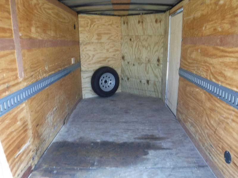 2014 Other 6x10 Enclosed Cargo Trailer
