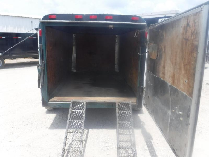 2009 Cargo Craft 5x8 Explorer Enclosed Cargo Trailer