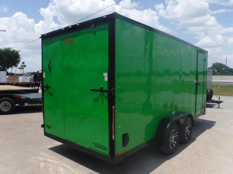 2018 Cargo Craft 7 x 16 Elite-V TA Enclosed Cargo Trailer